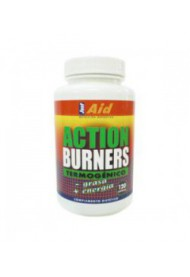 Action burners 120 cápsulas