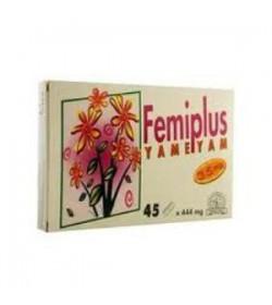 Femiplus Yame Menopausia 45 cápsulas