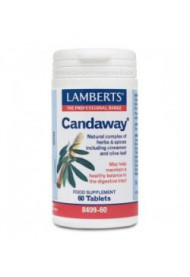 Candaway -Canela y hoja de Olivo 60 cápsulas