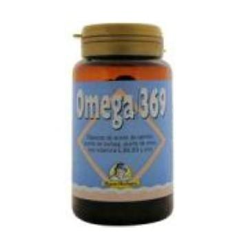 Omega 369 Salmón+Borraja+Olivo 100 perlas
