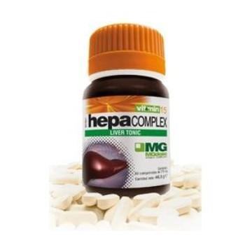 C-15 Hepa complex 60 comprimidos