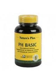 Ph Basic -Corrector del terreno ácido 60 cápsulas