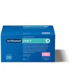 Orthomol Vital F 15 sobres granulado