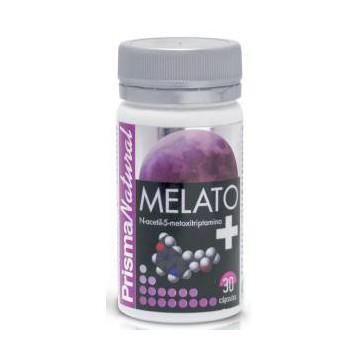 Melato+ 30 cápsulas
