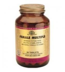 Female Multiple -Complejo para la mujer 120 comprimidos