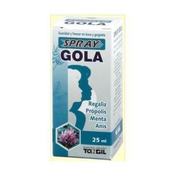 Spray gola 25ml