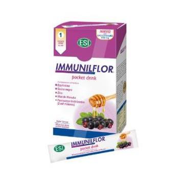 Immunilflor pocket drink 16 sobres