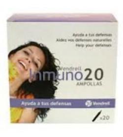 Inmuno 20 20 ampollas