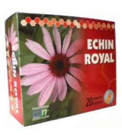 Echin royal 20 ampollas