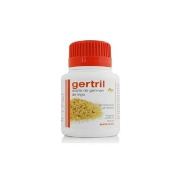 Aceite de germen trigo -Gertril 125 perlas