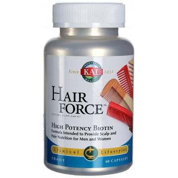 Hair Force 60 cápsulas