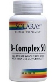 B complex 50 cápsulas
