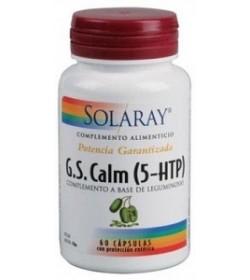 Gs Calm 5-HTP 60 cápsulas