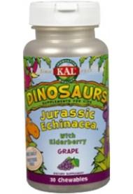 Jurassic echinacea dinos 30 comprimidos