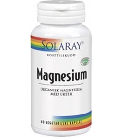 Magnesium citrato 90 cápsulas