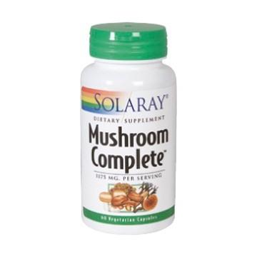 Mushroom complete 60 cápsulas