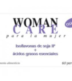 Woman care fitoestrogenos 60 perlas