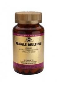 Female multiple -Complejo para la mujer) 60 comprimidos
