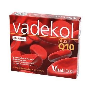 Vadekol plus Q10 30 cápsulas