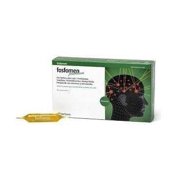 Fosfomen premium jalea real 500mg. 20 viales