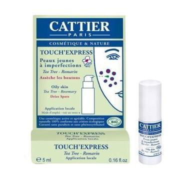 Touch express con arbol del te (acne) 5ml.