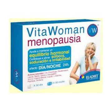 Vita woman Menopausia 60 comprimidos