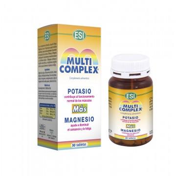 multi complex potasio-magnesio 90comp.