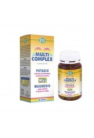 Multi complex potasio-magnesio 90 comprimidos.