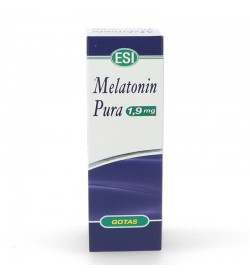 Melatonin pura sin Erbe Notte 1,9mg. 50ml.
