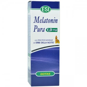 melatonin con erbe notte 1,9mg. 50ml.
